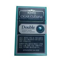 正品国烟网宝哼莫吉托香烟零售批发全球代购直邮包邮双清