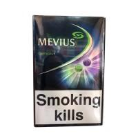 正品国烟网双爆珠蓝莓七星七星香烟零售批发全球代购直邮包邮双清