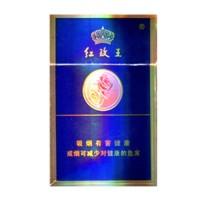 正品国烟网红玫王硬至尊香烟零售批发全球代购直邮包邮双清